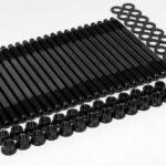 Redhorse Fuel Hose 8 Black Push Lock Hose 20/' Piece E85 Compatiable